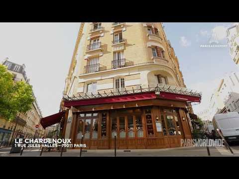 Coup de cur Paris Worldwide : le Chardenoux de Cyril Lignac