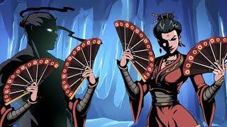 ЗАБРАЛИ ВЕЕРА ВДОВЫ - Shadow Fight 2 (БОЙ С ТЕНЬЮ 2) ПРОХОЖДЕНИЕ