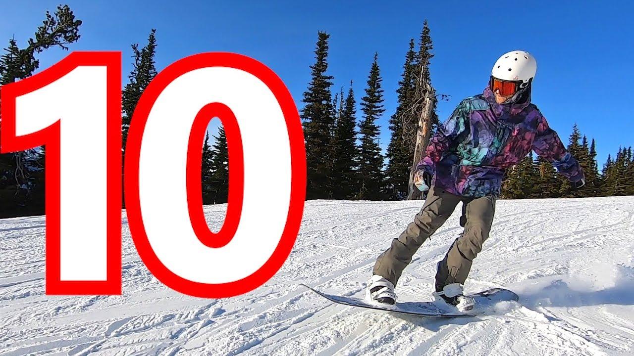 2cc574e12dd 10 Pre Park Snowboarding Tips - YouTube