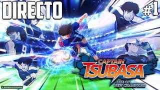 Vídeo Captain Tsubasa: Rise of New Champions