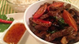 Мясо по-китайски(Почувствуйте вкус Азии)) Очень вкусное и ароматное мясо, на гарнир конечно же подходит только рис))) Готовитс..., 2014-02-09T15:14:09.000Z)