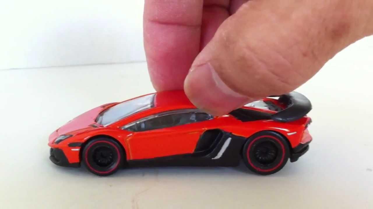 PIMPINu0027 MY HOT WHEELS: MrSenCTVTu0027s Amazing Custom Extraordinaire   Lamborghini  Aventador   YouTube