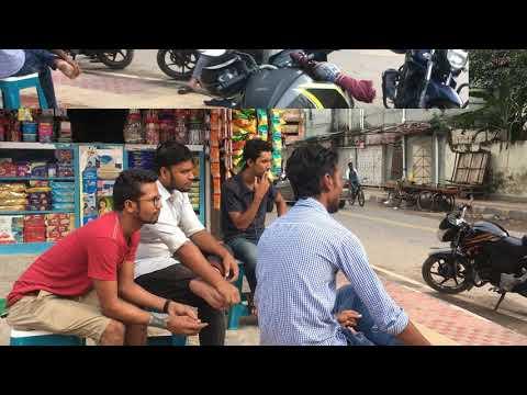 দুপুরে শহরের তরুণদের আড্ডা Chat At Noon I City Boys I DHAKA BANGLADESH I RASEL JUKTIBADI