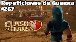 Repeticiones de Guerra #267 Estrategias | Clash Of Clans