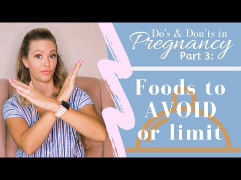 Pregnancy Diet Dos and Don'ts