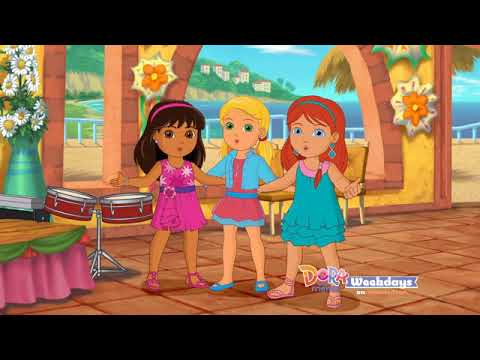 Download Promo Dora and Friends Into the City - Nickelodeon (2014) III
