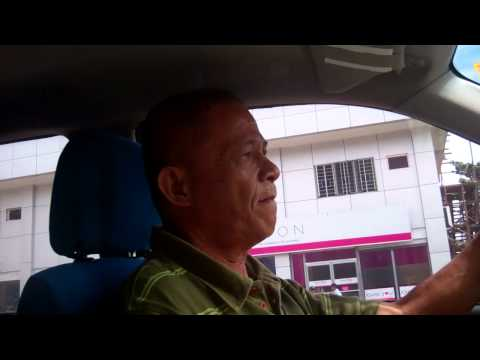 Trip to Digos City and on to Cotoabato City February 6, 2012.mp4