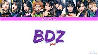 1 Hour ✗ BDZ (Korean Ver) - TWICE