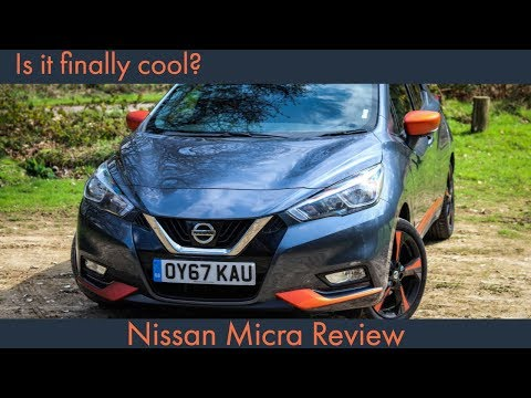 Nissan Micra Review Is It Finally Cool Youtube