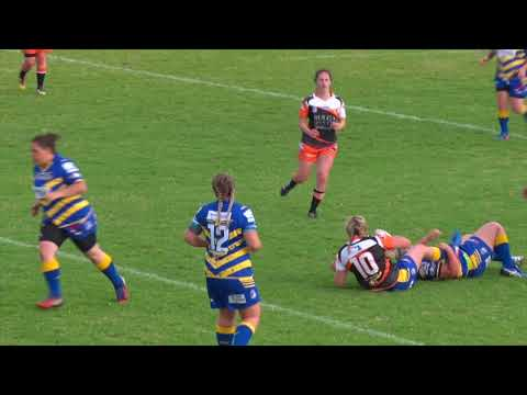 2017 A-Plus Contracting Hunter Valley Charity Rugby League Day - Women in Mining Series (Game 3)