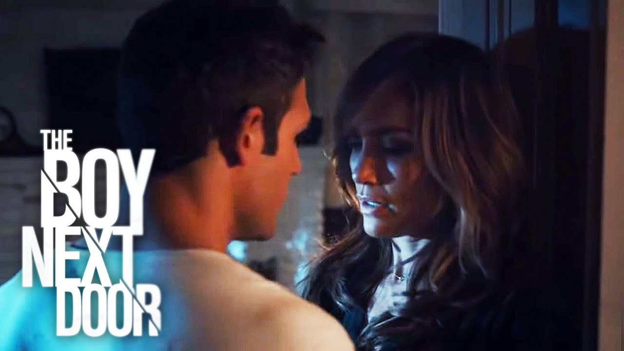 Download The Boy Next Door   Noah Seduces Claire   Film Clip