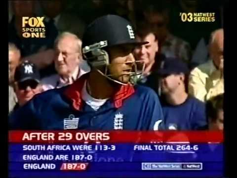 Vikram Solanki 106 vs South Africa 2003