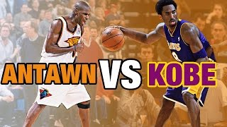 Repeat youtube video Kobe Bryant vs Antawn Jamison | Epic Duel | 51 POINTS EACH!!!