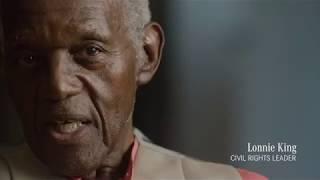 Mercedes-Benz USA – Lonnie King: Civil Rights Activist