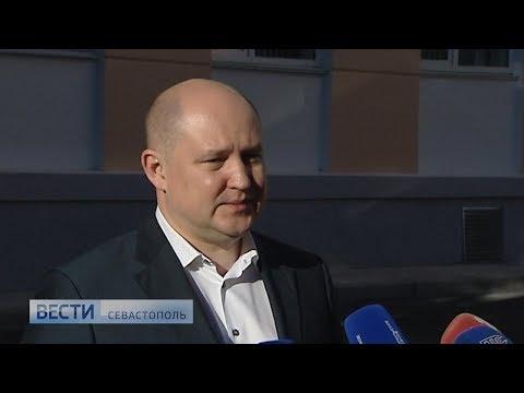 Врио губернатора Севастополя