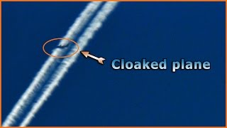 Cloaked Plane & How To Film The Sun With Your Camera