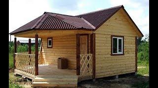 видео Баня с беседкой под одной крышей: проекты из бревен, бруса с фото