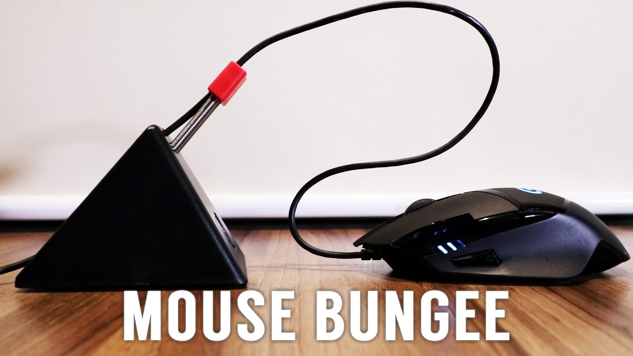 Generic Mouse Computers /& Accessories Bungee Cord Management Fixer Holder