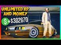 GTA 5 Online: BEST UNLIMITED MONEY METHOD! New Easy Fast Money Not Money Glitch PS4/Xbox One/PC 1.39
