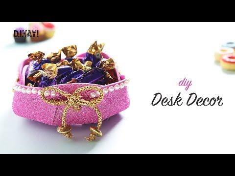 DIY Desk Decor | Gift Ideas | Paper Craft