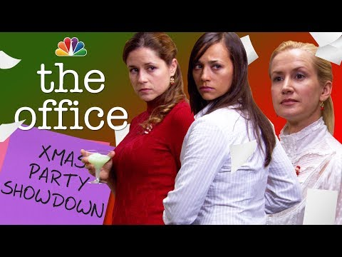 Christmas Party Showdown - The Office