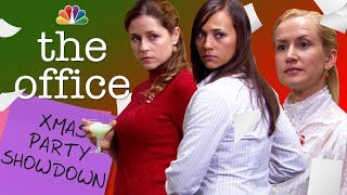Download Christmas Party Showdown - The Office Mp3 and Videos