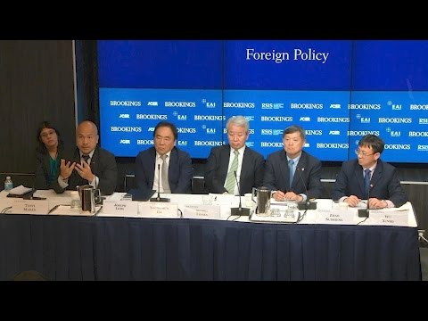 Security dynamics of the Asia-Pacific