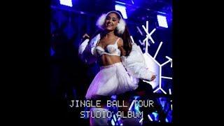 Ariana Grande - Dangerous Woman(Live Studio Version)[The Jingle Ball]