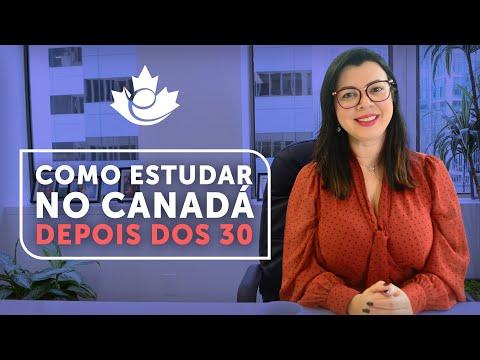 COMO ESTUDAR NO CANADÁ DEPOIS DOS 30 ANOS