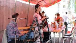 Angela Gheonea & Costinel Buda - La fantanita din poarta (LIVE)