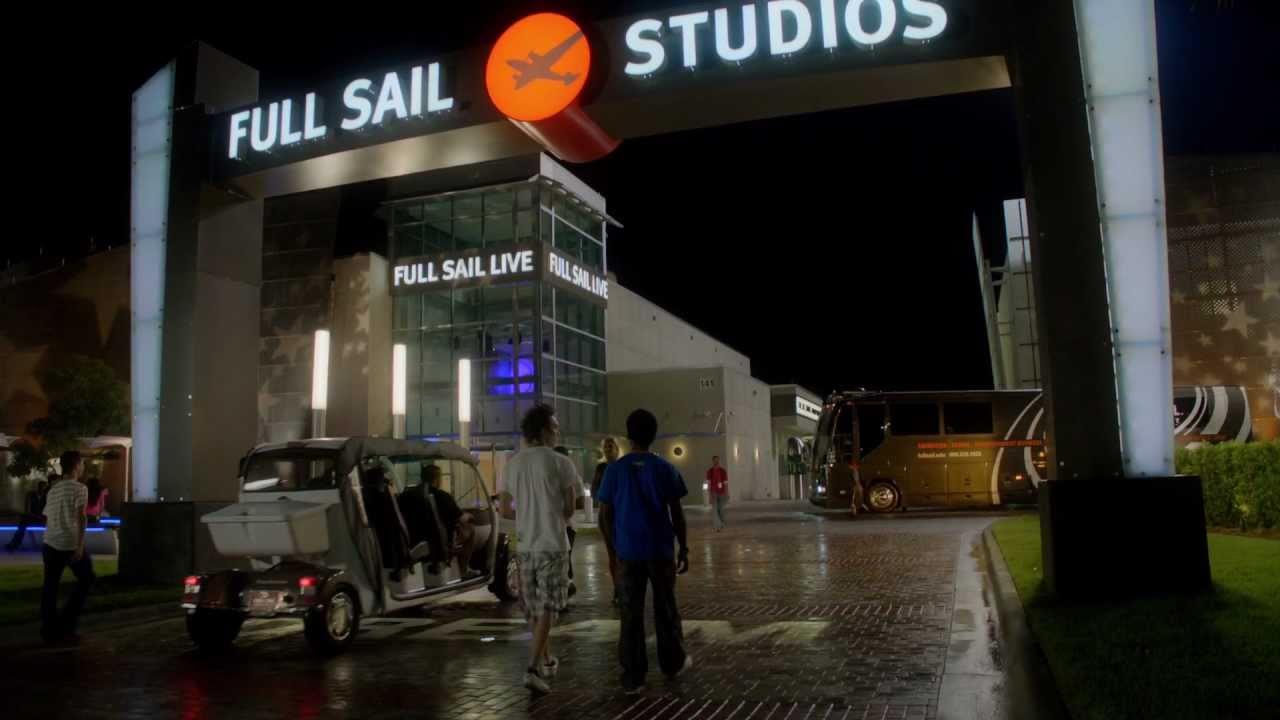 Full Sail University??