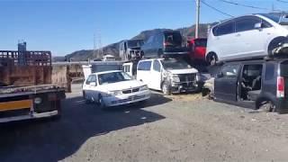 Видео-тест автомобиля Nissan Bluebird (HU14-003406 1997г)