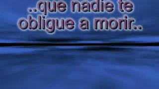 Manuel Carrasco - Que Nadie (letra)