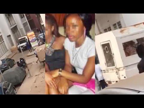 Urgent! Lendemain korité - Des filles mineurs arrêtés par la police dans des appartements à mixta