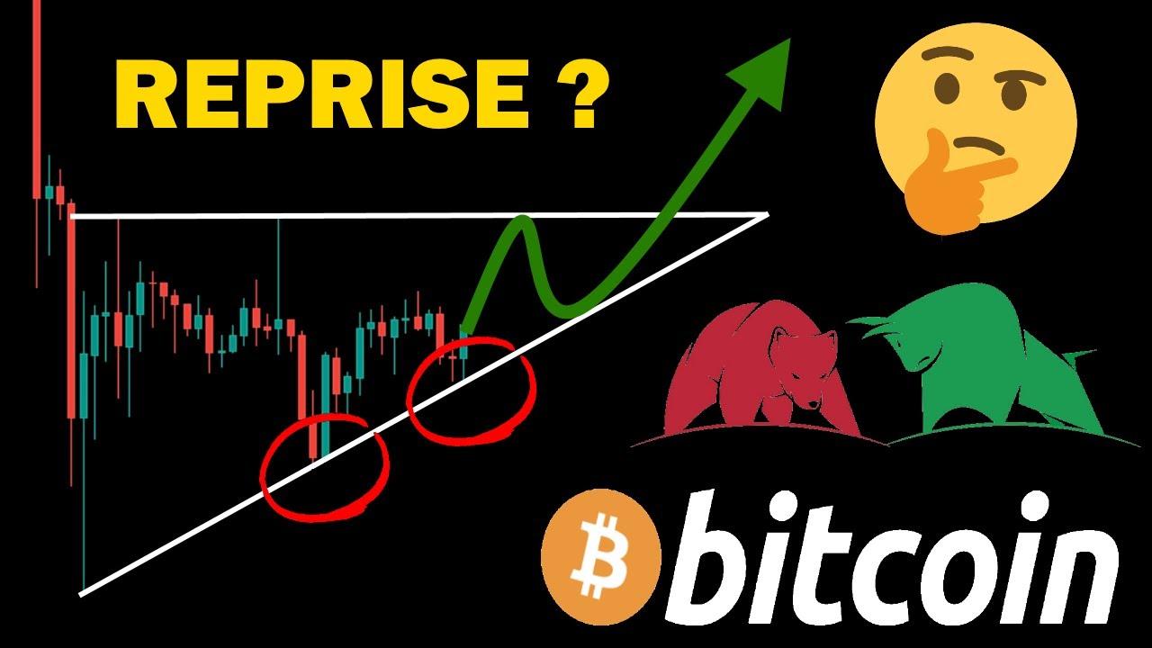 BITCOIN ANALYSE - IL FAUDRA ENCORE ÊTRE PATIENT - analyse btc bitcoin crypto monnaie fr