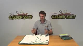4 Tier Mini Greenhouse Fleece Cover