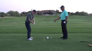 MALASKA: MAKING Your Practice Swing Your REAL Swing Be Better Golf