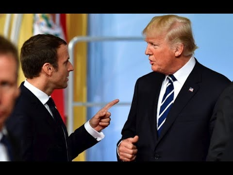 FULL EVENT: President Donald Trump holds IMPORTANT Press Conference with French President Macron