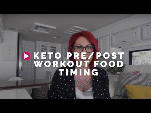 keto-pre/post-workout-food-timing