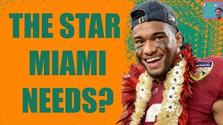 Tua Tagovailoa Is A Perfect Fit For The Miami Dolphins! Why The Miami Dolphins Are On The Rise.