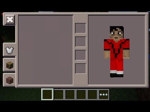 Minecraft PE Michael Jackson Thriller Skin Costume YouTube - Skins para minecraft pe youtuber