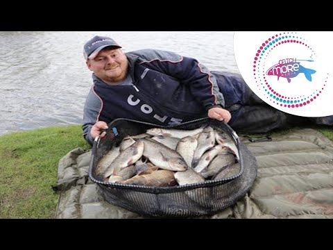 James Woodrow At Broom Fishery