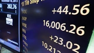 Stock Market Hits All-Time High | But Don