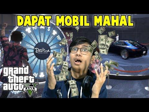 DAPET MOBIL DARI CASINO - GTA V ONLINE (JUDI EDITION)
