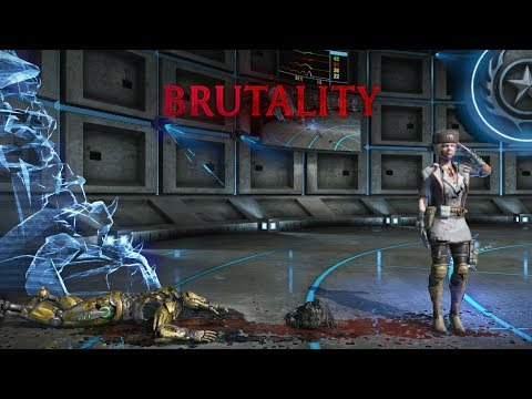 YAY SONYA'S XRAY INTO BRUTALITY! - Mortal Kombat XL Online Ranked Matches thumbnail