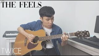 TWICE (트와이스) The Feels Fingerstyle Guitar Cover