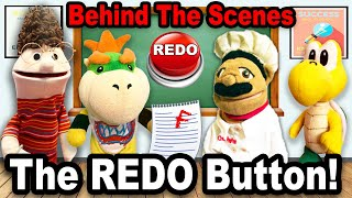 SML: The REDO Button! | Behind The Scenes! | pt.2