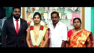 Milton + Jeyaroopa Wedding Highlight