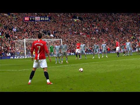 Как Криштиану Роналду провел свой последний сезон за Манчестер Юнайтед