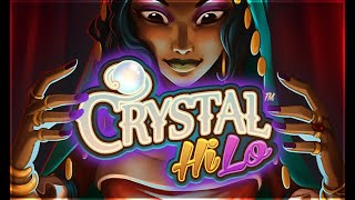 Gaming1 Crystal Hi-Lo Dice - Jeu de casino Belge - Luckygames